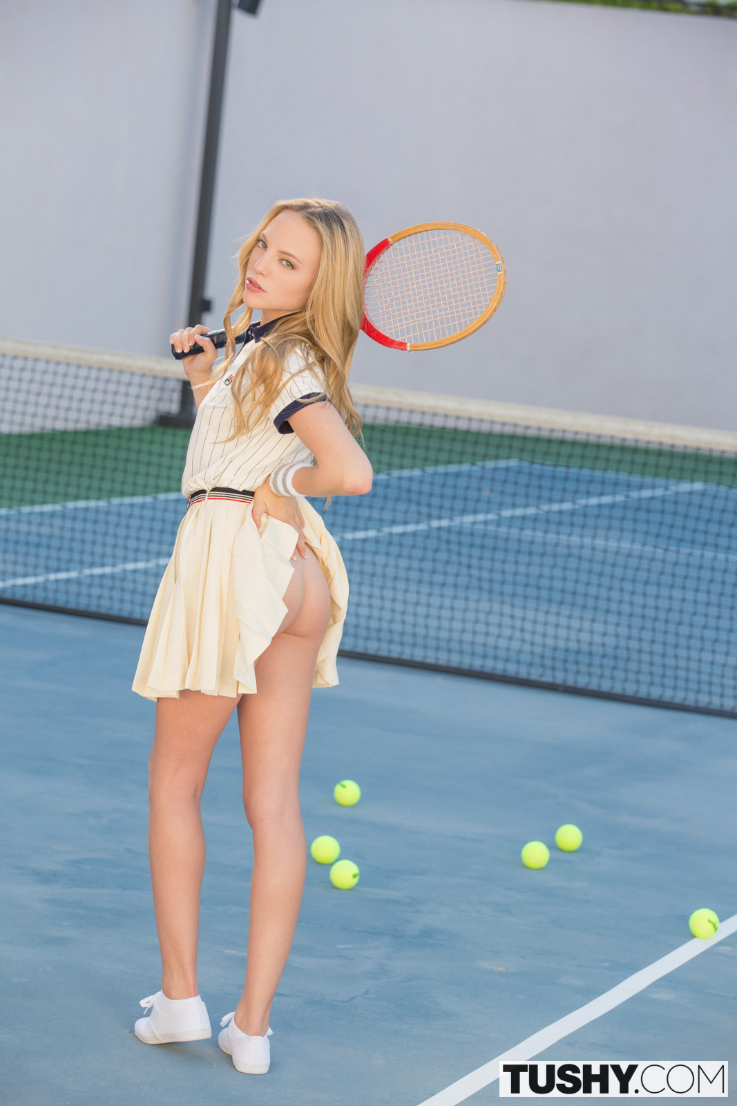 Tushy Aubrey Star In Tennis Student Gets Anal Lesson With -5469