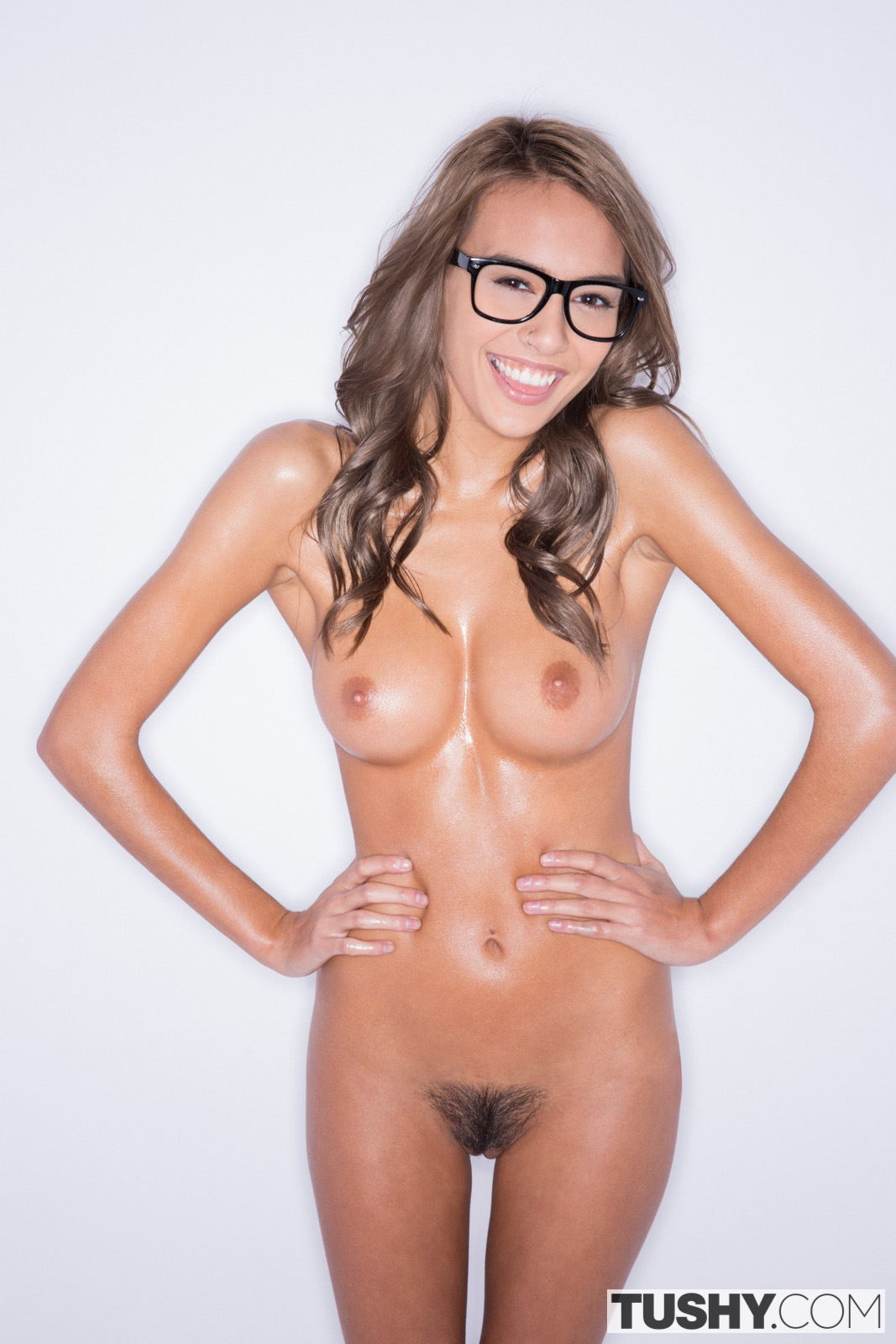 Janice griffith oiled anal