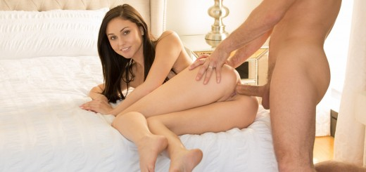Tushy Ariana Marie in Young and Beautiful Intern Sodomized by her Boss with Mick Blue 11